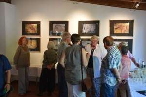 07 17 Vernissage Renate Raecke 2